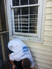 window siding carpentry repair installation replacement